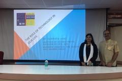 Speaking at IIT-Bombay, Mumbai